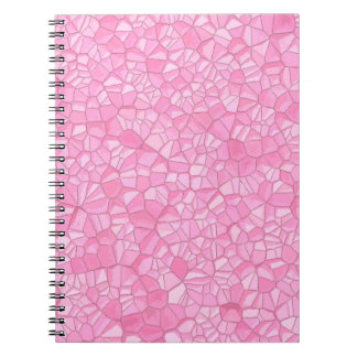 Pink crystal Photo Notebook (80 Pages B&W)
