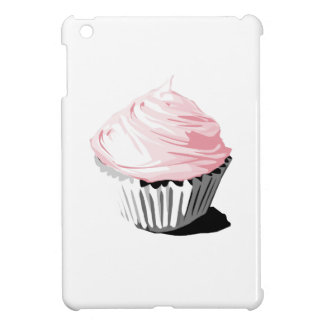 Pink cupcake cover for the iPad mini