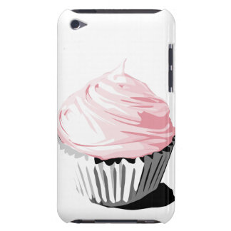 Pink cupcake iPod Touch case