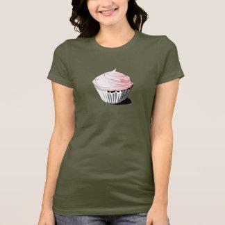 Pink cupcake tshirt