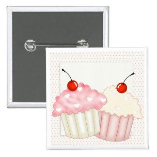 Pink Cupcakes Pin