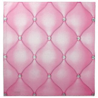 Pink Cushion Napkin