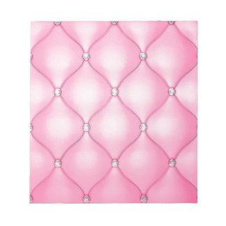 Pink Cushion Notepad