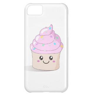 Pink Cute Cupcake iPhone 5C Cases