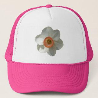 Pink Daffodil Beautiful Spring Flower Trucker Hat
