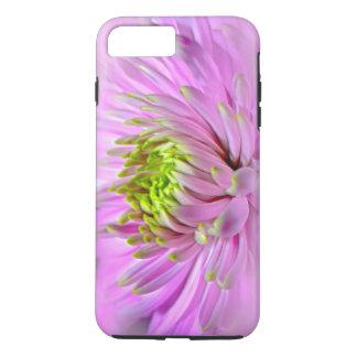 Pink Dahlia Ornamental Flower iPhone 7 Plus Case