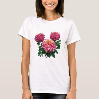 Pink Dahlias Kidds Climax T-Shirt