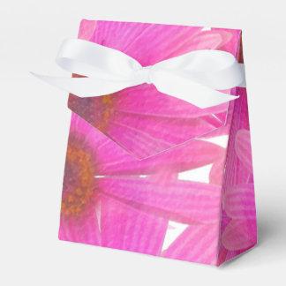 Pink Daisies Floral Daisy Elegant Spring Favor Favor Box