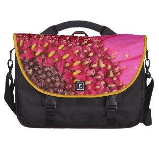 Pink Daisy Bag Laptop Computer Bag