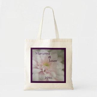 Pink Daisy Bridesmaid Gift Bags