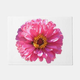 Pink Daisy Doormat