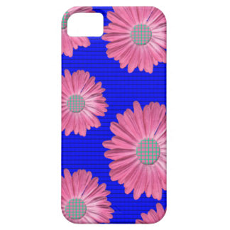 pink daisy iphone 5/5 s case iPhone 5/5S cover