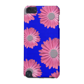 pink daisy ipod touch 5g iPod touch (5th generation) cover