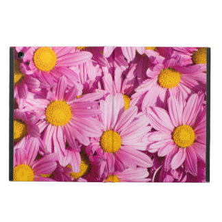 Pink daisy pattern case for iPad air