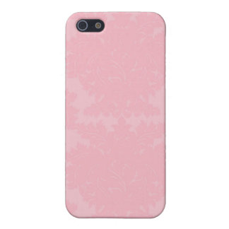 Pink Damask iPhone Case iPhone 5/5S Cover