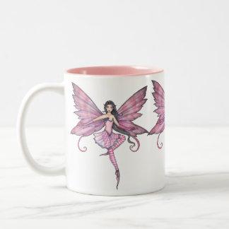 Pink Dancing Fairy Mug