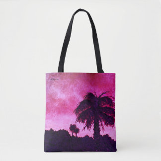 "Pink - ""Desert Gold Sunset"" Tote by All Joy Art"