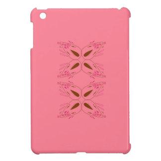 Pink design elements iPad mini covers