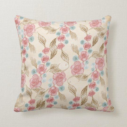 Pink Designer Cushion