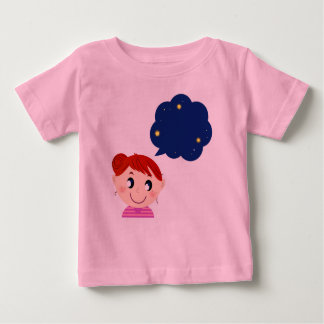 PINK DESIGNERS t-shirt with cute Girl