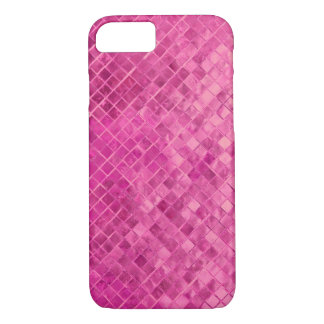 pink diamond gleam iPhone 8/7 case