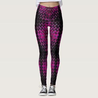 Pink Diamond Leggings