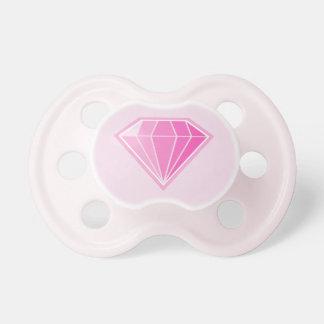 Pink Diamond Pacifiers