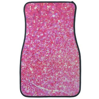 Pink Diamond Style Car Mat