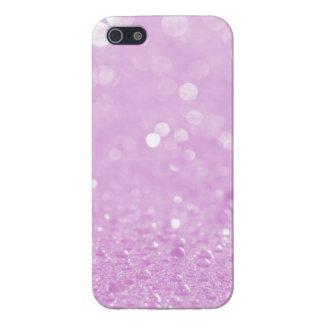Pink Diamonds iPhone Case