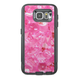 Pink Diamonds OtterBox Samsung Galaxy S6 Case