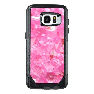 Pink Diamonds OtterBox Samsung Galaxy S7 Edge Case