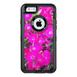 Pink Dianthus OtterBox Defender iPhone 6/6s Case