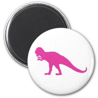 Pink Dinosaur Magnet