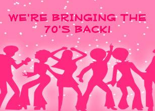 70s theme party invitations announcements zazzle ca