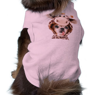 Pink Doggie Tank Top Halloween Chihuahua