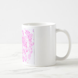 Pink Dogwood Blossom Coffee Mug
