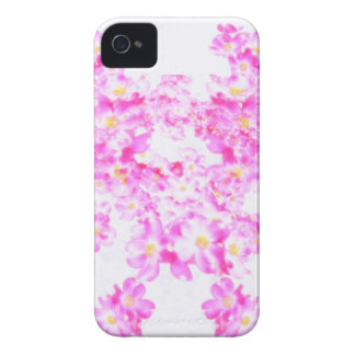 Pink Dogwood Blossom iPhone 4 Cover