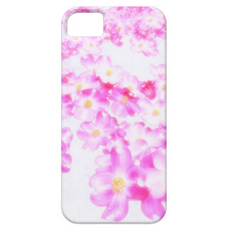 Pink Dogwood Blossom iPhone 5 Case