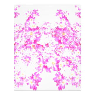 Pink Dogwood Blossom Letterhead