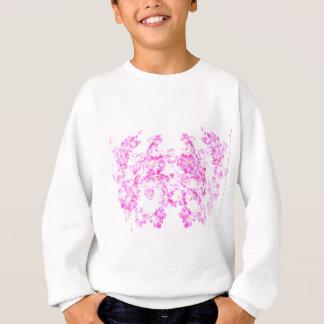 Pink Dogwood Blossom Sweatshirt