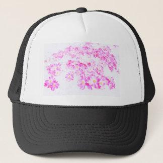 Pink Dogwood Blossom Trucker Hat