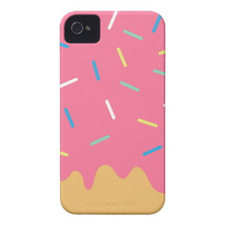 Pink Donut Case-Mate iPhone 4 Case