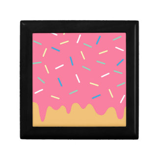Pink Donut Gift Box