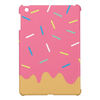 Pink Donut iPad Mini Cases