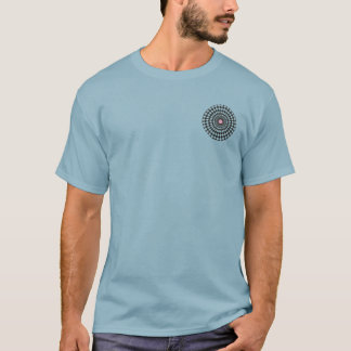Pink Dot Circle T-Shirt