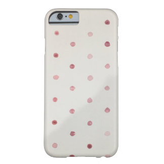 Pink Dots iPhone 6/6s Barely There iPhone 6 Case
