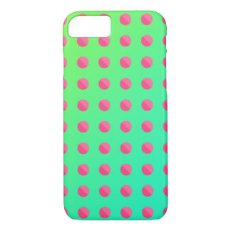 Pink Dots iPhone 7 case