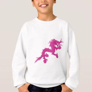 pink dragon sweatshirt
