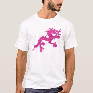 pink dragon T-Shirt