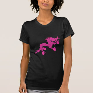 pink dragon T-Shirt